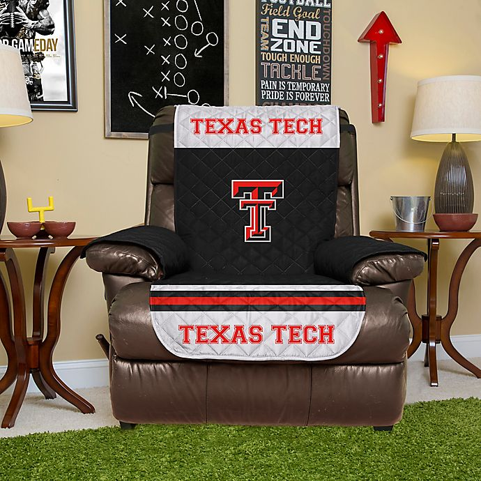 Alternate image 1 for Texas Tech University Recliner Cover