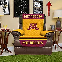 University of Minnesota Recliner Cover