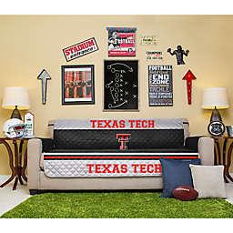 Texas Tech University Sofa Cover