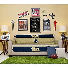 University of Pittsburgh Sofa Cover