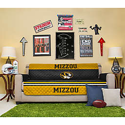 University of Missouri Sofa Cover