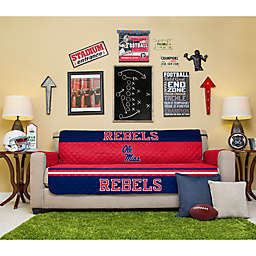 University of Mississippi Sofa Cover