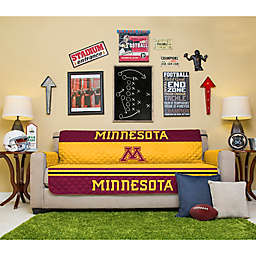 University of Minnesota Sofa Cover