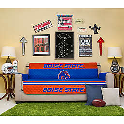 Boise State University Sofa Cover