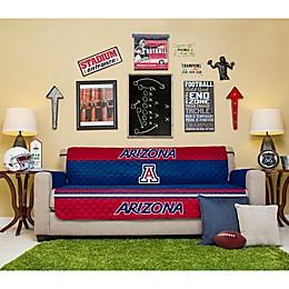 University of Arizona Sofa Cover