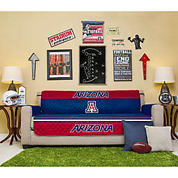 University of Arizona Sofa Cover