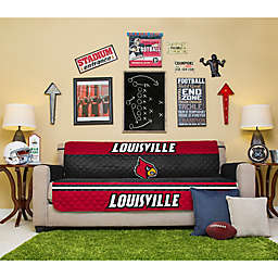 University of Louisville Sofa Cover