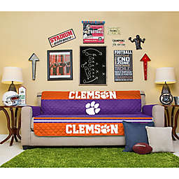 Clemson University Sofa Cover