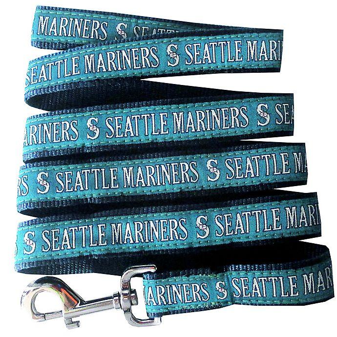 Alternate image 1 for MLB Seattle Mariners Pet Leash