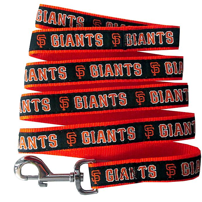 Alternate image 1 for MLB San Francisco Giants Medium Pet Leash