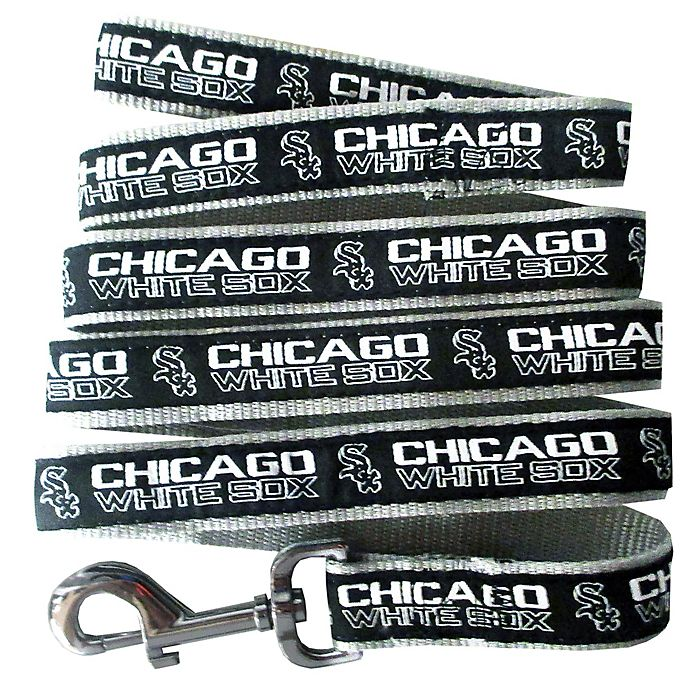 Alternate image 1 for MLB Chicago White Sox Large Pet Leash
