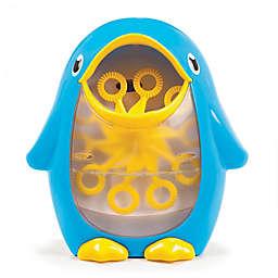 Munchkin® Penguin Bath Bubble Blower in Blue
