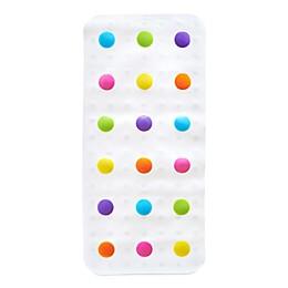 Munchkin® Dots™ Bath Mat in White