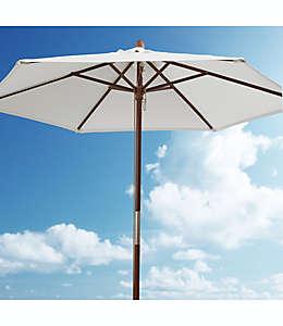 Armazón para paraguas de 2.28 m en natural