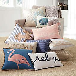 Coastal Living Pillows and Throws