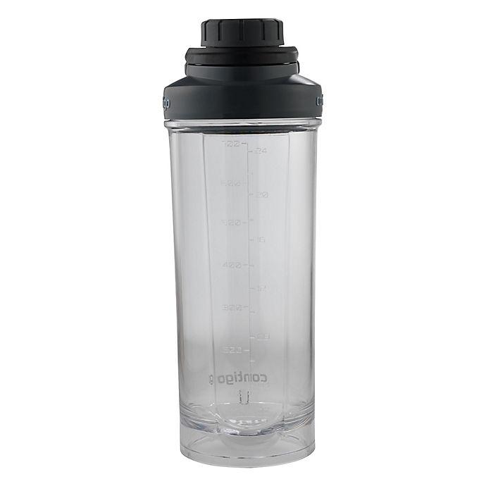 Contigo 174 28 Oz Shake And Go 174 Fit Mixer Bottle In Black