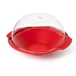 OXO Good Grips® Microwave Popcorn Popper in Red/White