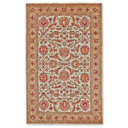 Feizy Abby 8-Foot x 11-Foot Area Rug in Ivory/Light Gold
