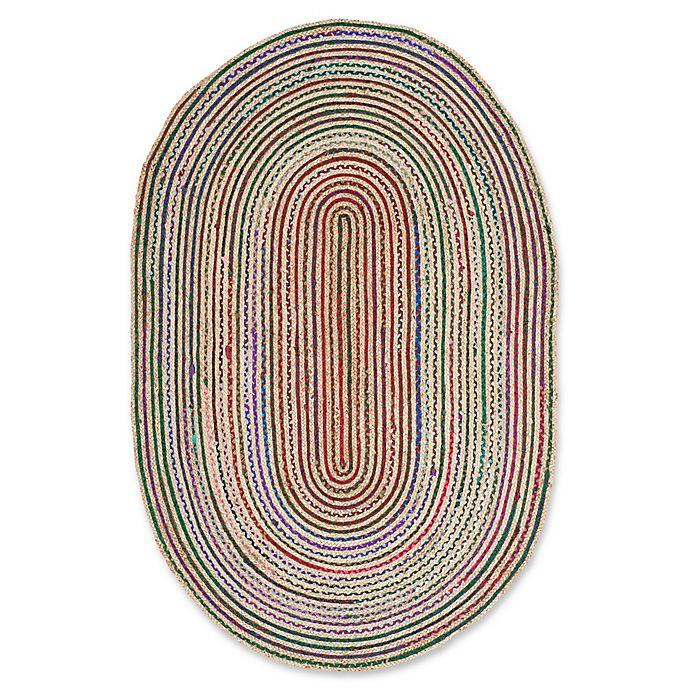 Alternate image 1 for Safavieh Cape Cod Classic Multicolor Area Rug