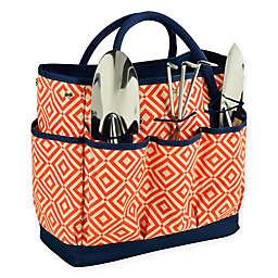 Picnic at Ascot Gardening Tote with Tools