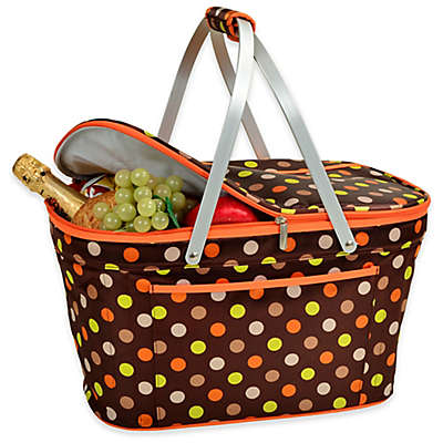 Picnic at Ascot Insulated Market Basket
