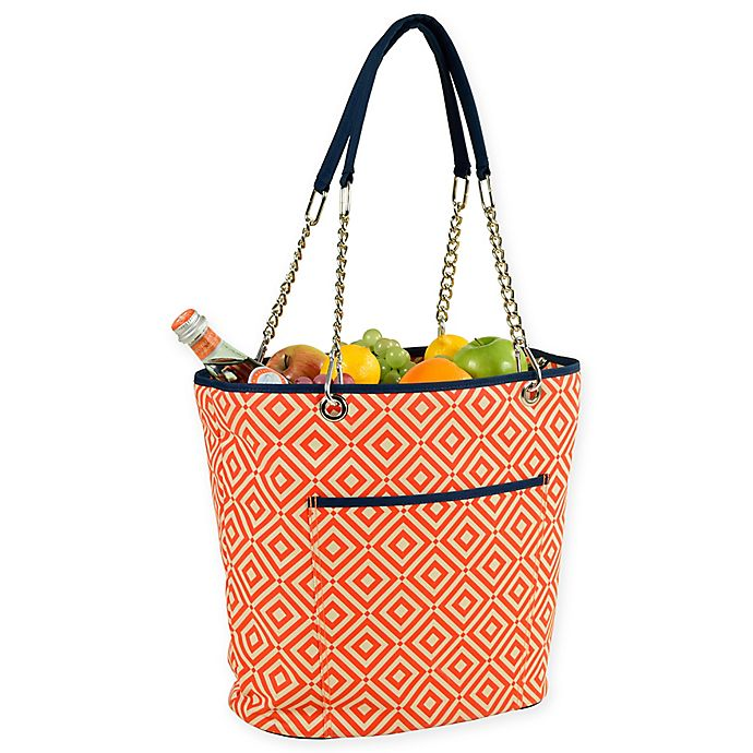 Alternate image 1 for Picnic at Ascot Insulated Fashion Cooler Bag