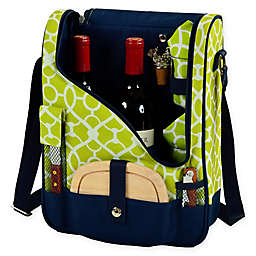 df7199e6d874 Picnic at Ascot Wine and Cheese Cooler Bag for 2