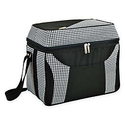Picnic at Ascot 36-Can Collapsible Cooler in Houndstooth