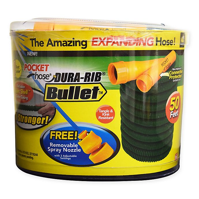 Alternate image 1 for Pocket Hose™ Dura Rib Bullet