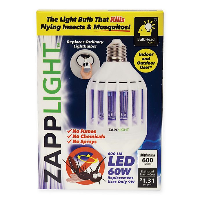 Alternate image 1 for ZappLight™ Light Bulb