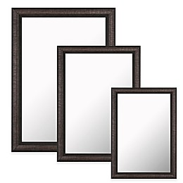 Hitchcock-Butterfield Decorative Wall Mirror in Distressed Bronze