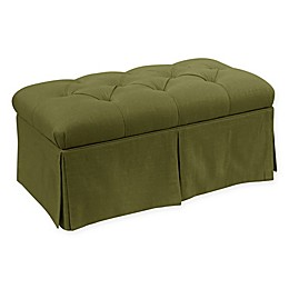 Skyline Furniture Eden Storage Bench