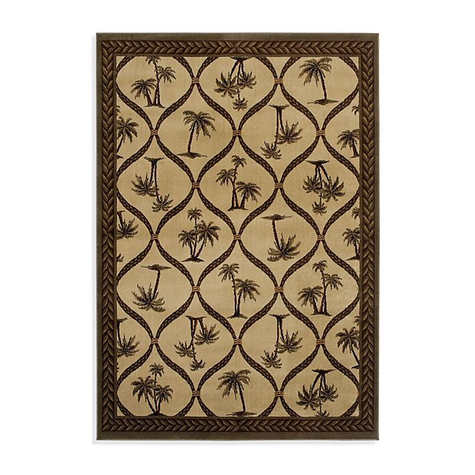 Tommy Bahama Onion Palm Rug Bed Bath Amp Beyond