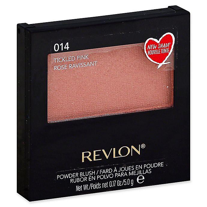Alternate image 1 for Revlon® Powder Blush in Tickled Pink