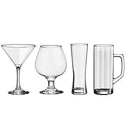 Amici Home Bartender's Choice Specialty Glass Bar Collection