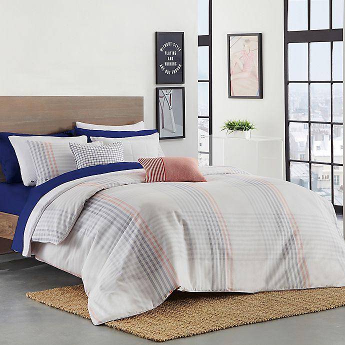 Alternate image 1 for Lacoste Grimaud Comforter Set