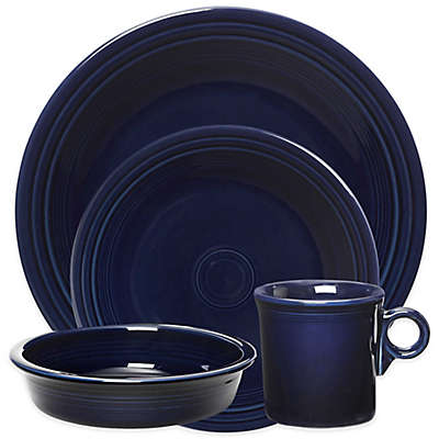 Fiesta® Dinnerware Collection in Cobalt Blue