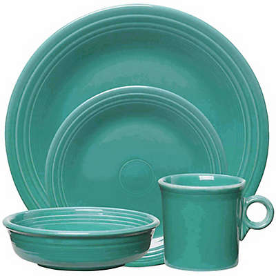 Fiesta® Dinnerware Collection in Turquoise