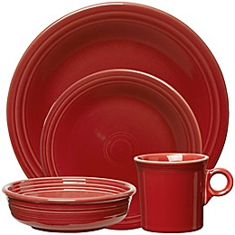 Fiesta® Dinnerware Collection in Scarlet