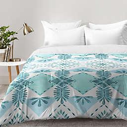 Deny Designs Dash and Ash Sunday Picnic Comforter