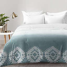 Deny Designs Dash and Ash Morning Fogg Comforter