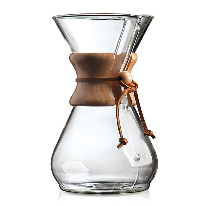 Buy Chemex 174 8 Cup Coffee Maker From Bed Bath Amp Beyond