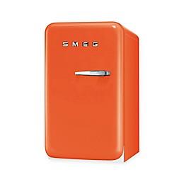Smeg '50s Retro Style Single Door Left-Hand Hinge 1.5 cu. ft. Mini Refrigerator