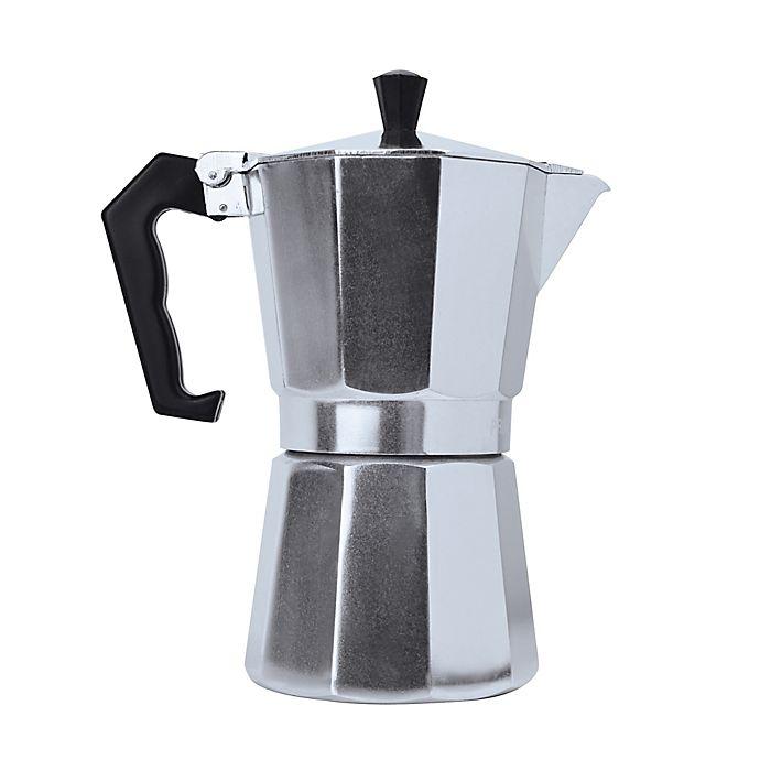 Alternate image 1 for Epoca 3-Cup Stovetop Espresso Maker