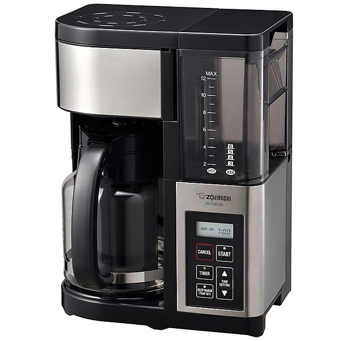 Alternate image 1 for Zojirushi Fresh Brew Plus 12-Cup Coffee Maker