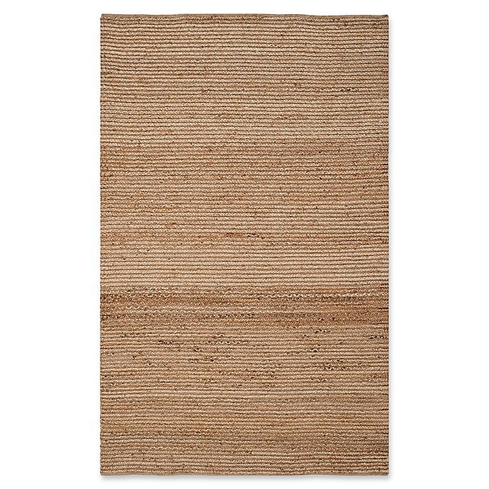 Alternate image 1 for Safavieh Cape Cod Classic Jute 4-Foot x 6-Foot Area Rug in Natural
