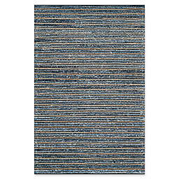 Safavieh Cape Cod Horizontal Rug in Blue/Natural
