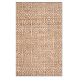 Safavieh Cape Cod Geometric Area Rug in Camel