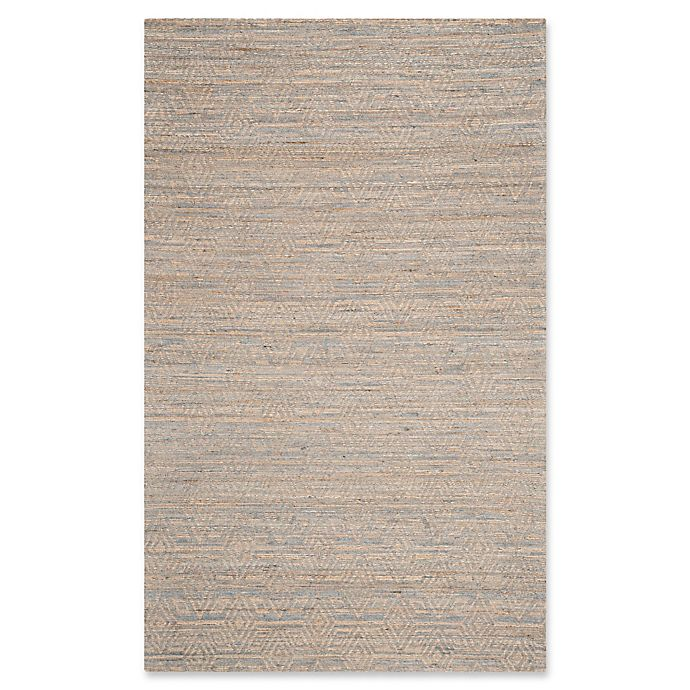 Alternate image 1 for Safavieh Cape Cod Geometric Rug in Grey/Sand