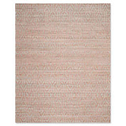 Safavieh Cape Cod Geometric 8-Foot x 10-Foot Area Rug in Blue/Rust